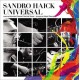 SANDRO HAICK-UNIVERSAL (CD)