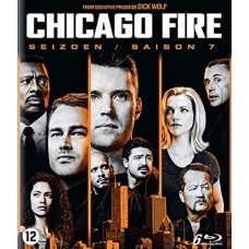 SÉRIES TV-CHICAGO FIRE S7 (6BLU-RAY)