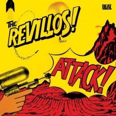 REVILLOS-ATTACK! (LP)