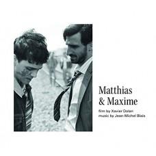 JEAN-MICHEL BLAIS-MATTHIAS & MAXIME (CD)