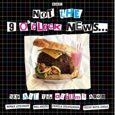 NOT THE NINE O'CLOCK NEWS-NOT ALL THE ALBUMS AGAIN (4LP)