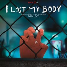 DAN LEVY-I LOST MY BODY -COLOURED- (2LP)