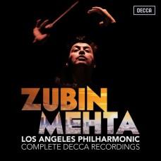 ZUBIN MEHTA-ZUBIN MEHTA AND THE LOS ANGELES PHILHARMONIC -BOX SET- (38CD)