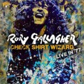 RORY GALLAGHER-CHECK SHIRT WIZARD: LIVE IN '77 (2CD)