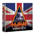DEF LEPPARD-HYSTERIA AT THE O2 (BLU-RAY+2CD)