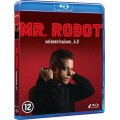 SÉRIES TV-MR. ROBOT - SEASON 4 (4BLU-RAY)