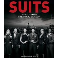 SÉRIES TV-SUITS SEASON 9 (3BLU-RAY)