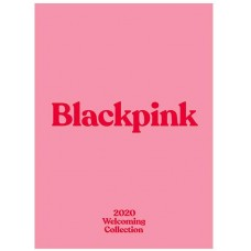 BLACKPINK-2020 WELCOMING COLLECTION (LIVRO)