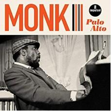 THELONIOUS MONK-PALO ALTO (LP)