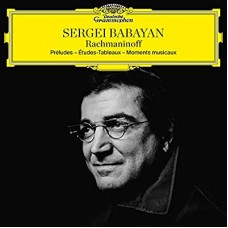 SERGEI BABAYAN-RACHMANINOFF (CD)