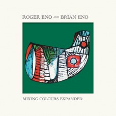 BRIAN ENO & ROGER ENO-MIXING COLOURS -EXPANDED- (2CD)