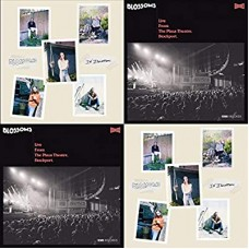 BLOSSOMS-IN ISOLATION/LIVE FROM THE PLAZA THEATRE, STOCKPORT -COLOURED- (2LP)