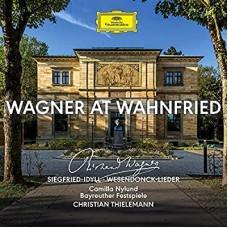 CAMILLA NYLUND-WAGNER AT WAHNFRIED (CD)