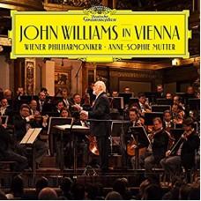 ANNE-SOPHIE MUTTER & JOHN WILLIAMS-IN VIENNA (CD)