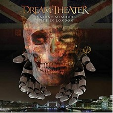 DREAM THEATER-DISTANT MEMORIES - LIVE IN LONDON (3CD+2DVD)