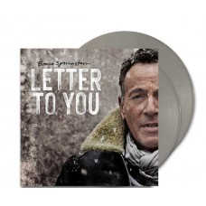 BRUCE SPRINGSTEEN & THE E STREET BAND-LETTER TO YOU -COLOURED- (2LP)