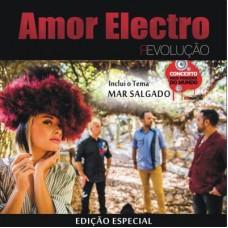 AMOR ELECTRO-REVOLUÇÃO -EDIÇÃO ESPECIAL- (2CD)