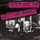 PETER & TEST TUBE BABIES-PUNK SINGLES COLLECTION (LP)