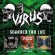VIRUS-SCARRED FOR LIFE (3CD)