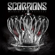 SCORPIONS-RETURN TO FOREVER-DELUXE- (CD)
